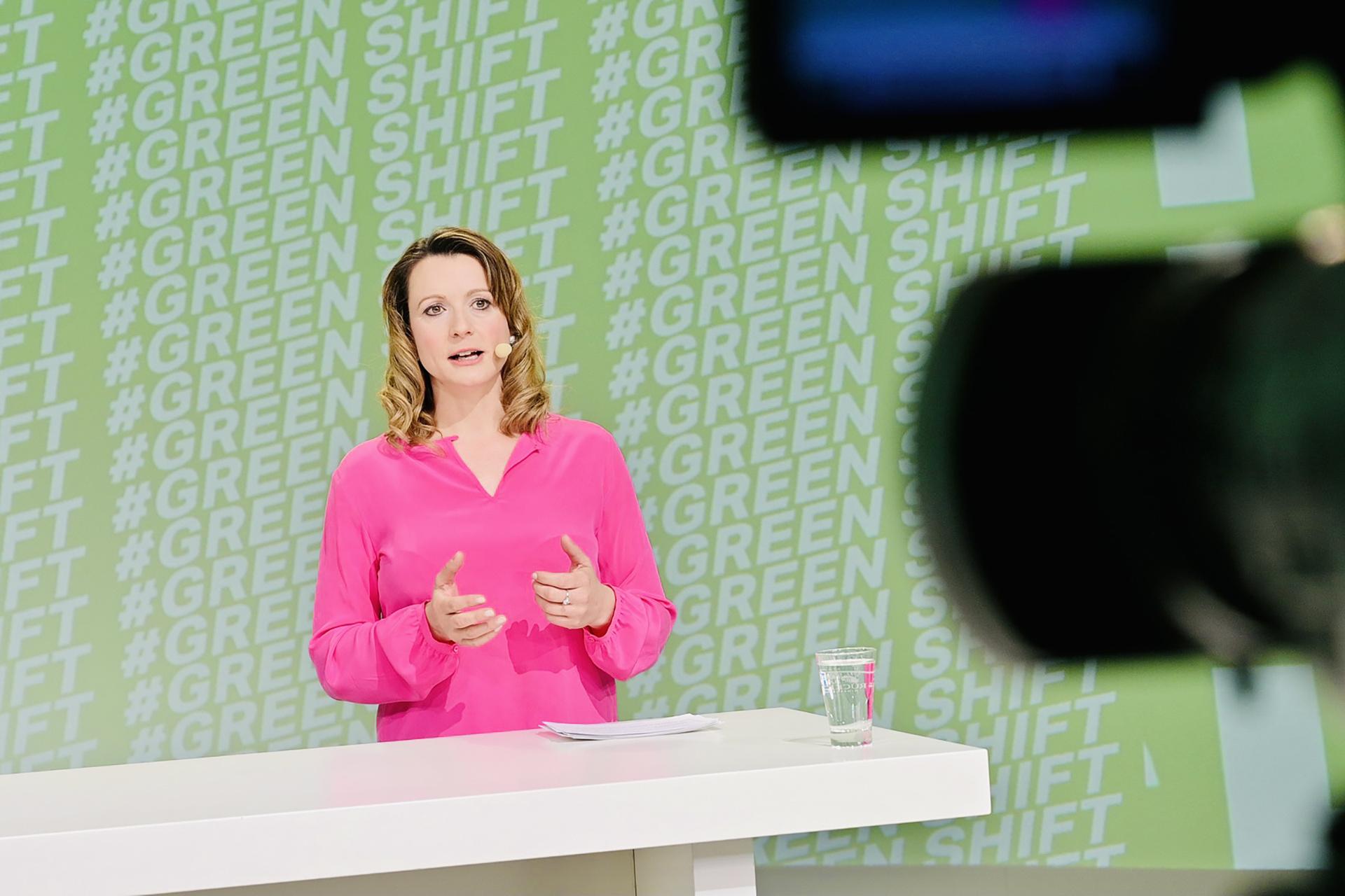 Moderatorin München Anna Groß
